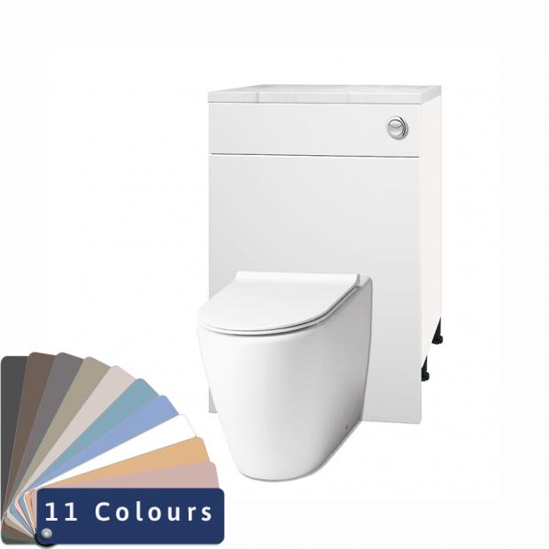 WC Units - Meon Acrylic