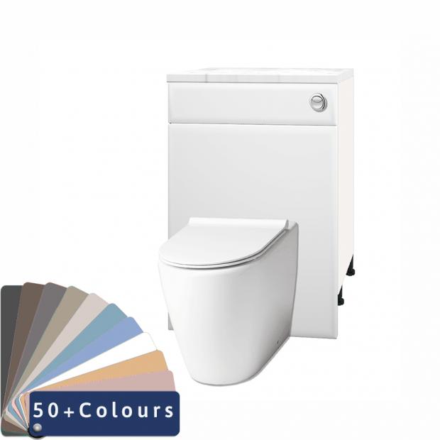 WC Units - Hambledon