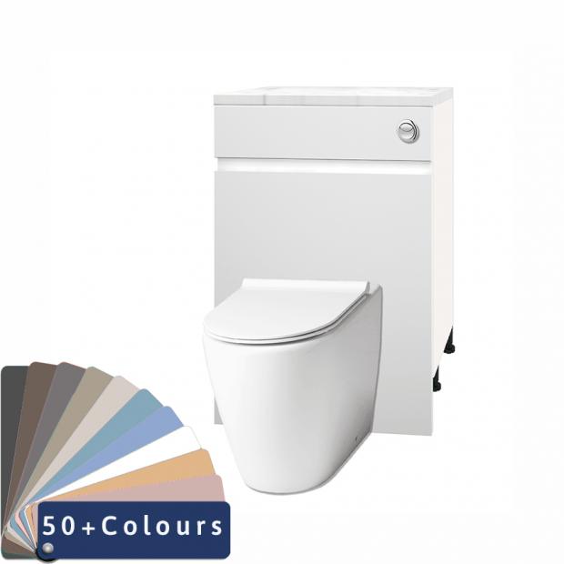 WC Units - Selborne