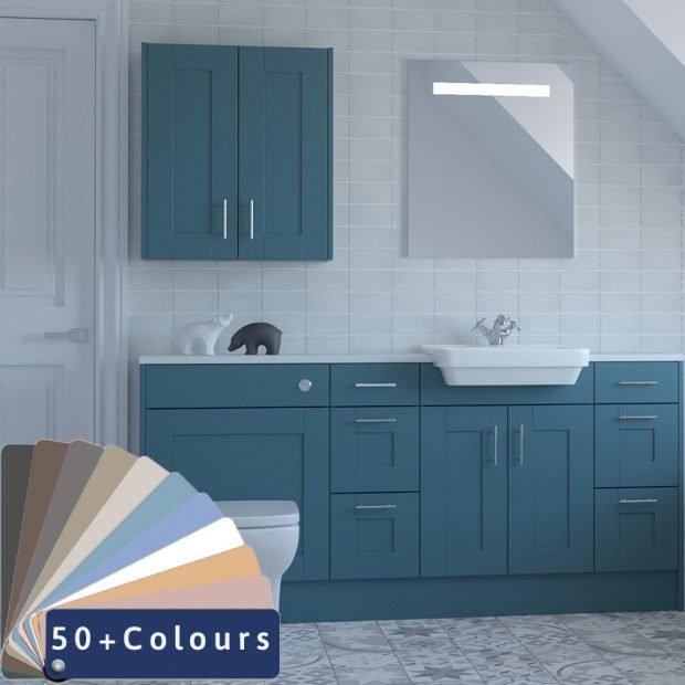 Bathroom Sets - Bramshaw Solid